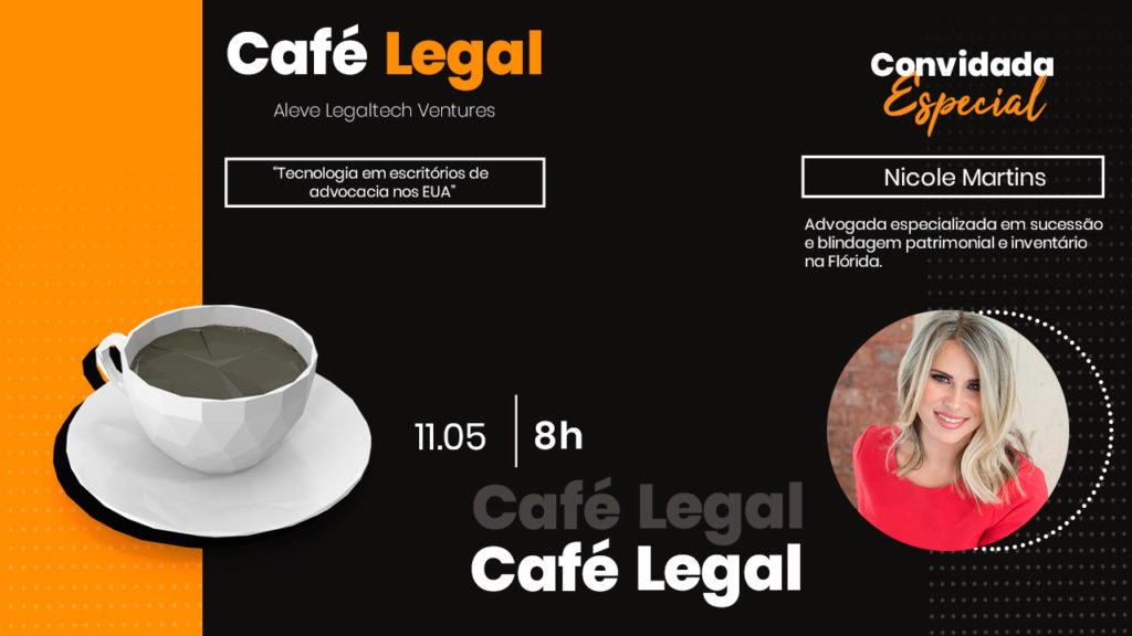 Café Legal Com Nicole Martins
