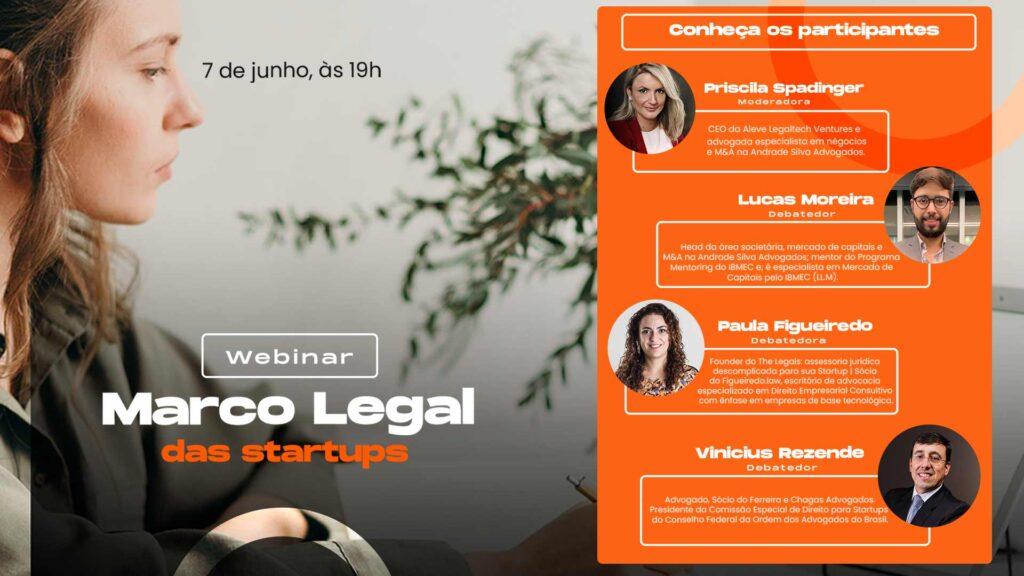 Marco Legal da Startups